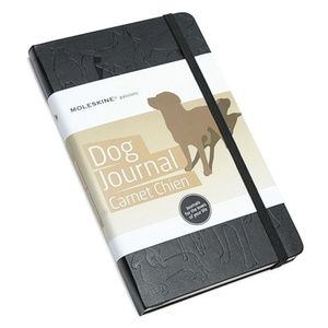 Moleskine Dog themed Notebook Journal - NWT